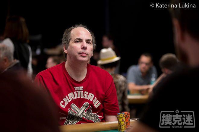 Allen Kessler结束15年无缘WSOP主赛钱圈厄运