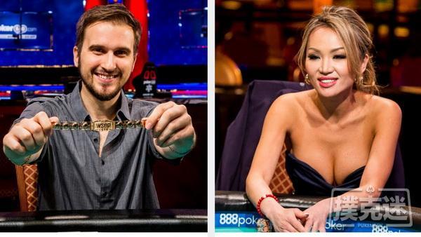 因牌结缘,Martini和Hoang从对手变为夫妻,令人羡慕!