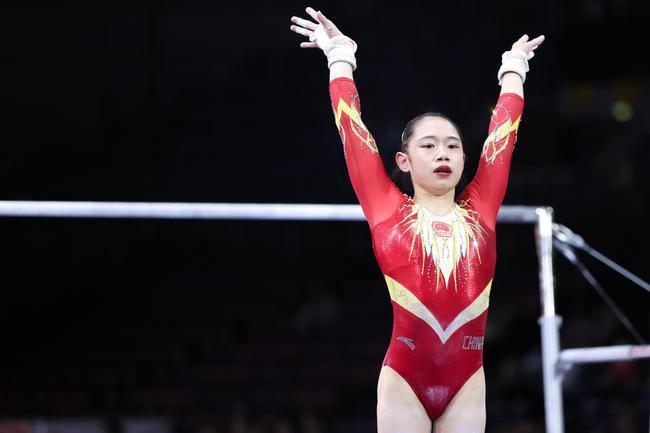 世锦赛刘婷婷三次大失误中国憾失奖牌 美国五连冠
