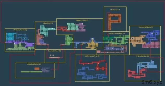 硬核游戏《Rabi-Ribi》难度爆表 卖萌画风被玩家们称为艹兔