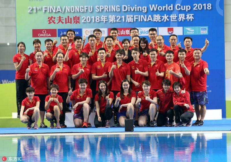 【博狗体育】三月北京赛事也被取消 国际泳联中止跳水世界杯
