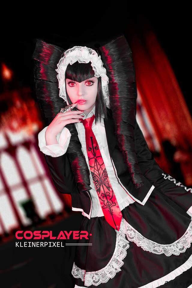 玩家Cosplay动漫人物角色妆容 分享Cosplay彩妆教学