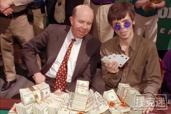扑克巨星Stu Ungar去世已21年