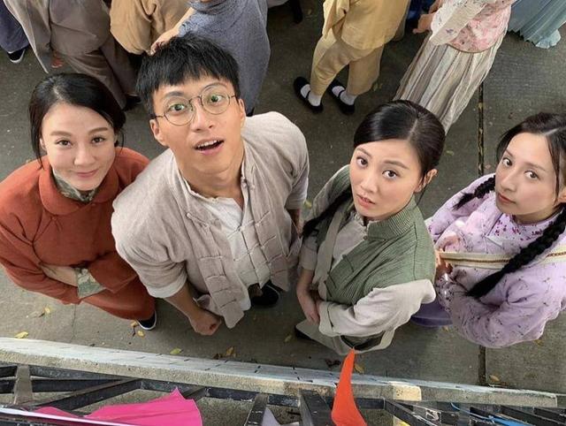 TVB小生首回应告白老戏骨大女儿 直言:自己只是想搞一下气氛
