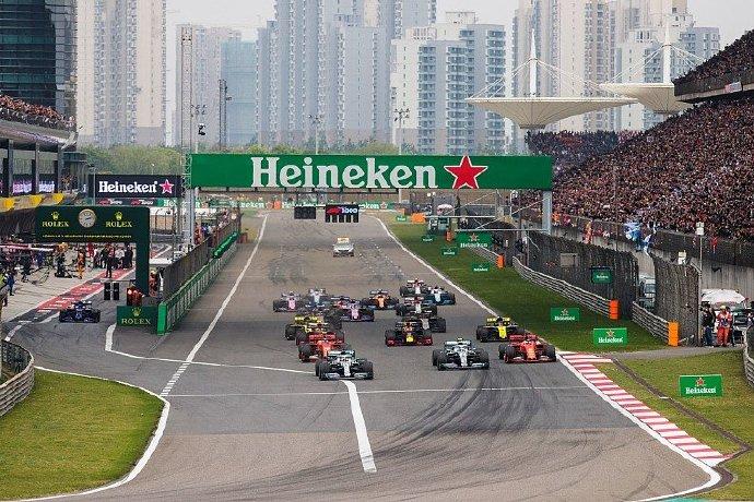 【博狗体育】外媒曝光F1中国站备选方案 11月底赛程缩至两日