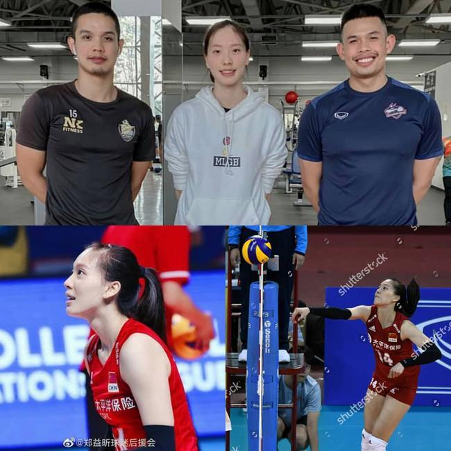 【博狗体育】中国女排又一世界冠军留洋 郑益昕将战泰国联赛