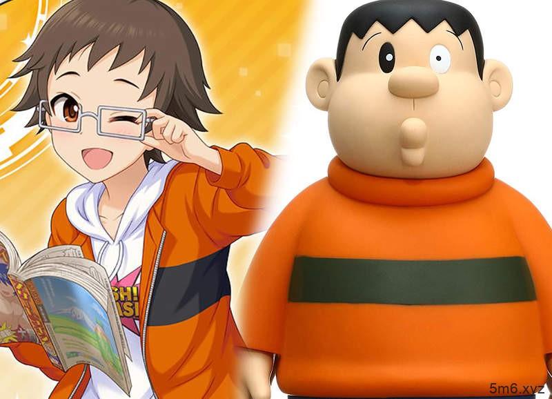 《偶像大师 灰姑娘女孩》偶像新卡 北川真寻扮装漫画家像胖虎妹妹
