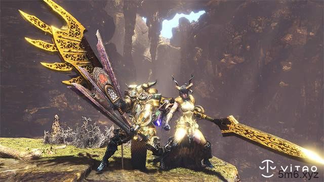 4月19日《魔物猎人世界》新魔物烂辉龙登场 游戏玩家准备开杀