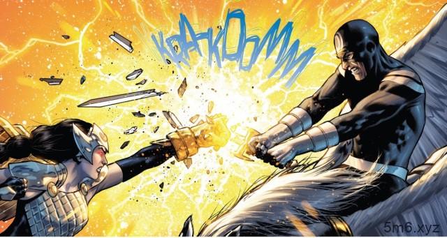 女武神之怒是什么意思 凡人靶眼神器被夺败于女武神
