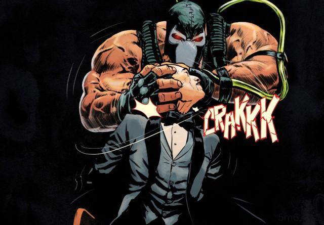 人质阿福是怎么死的 阿福被闪点蝙蝠侠杀了吗