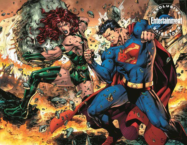 超级英雄军团最新消息 超少女会成为总统吗