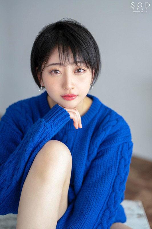【博狗新闻】STARS-199:最强新人!SOD短发美巨乳诞生!