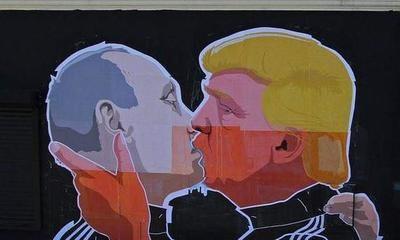 """特朗普变调要俄归还克里米亚 美俄""""蜜月期""""或将结束"""
