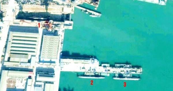 中国093G核潜导弹发射方式大变 传095型已夭折