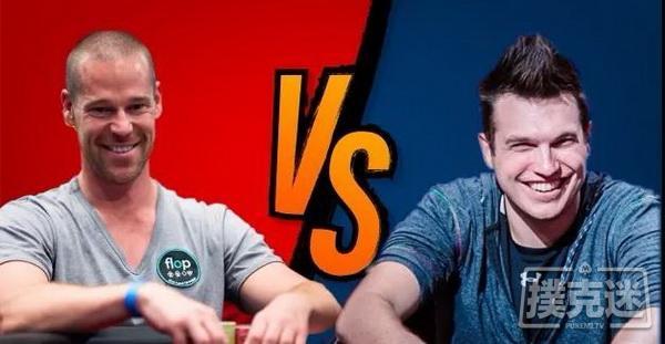 德州扑克河牌圈价值30万美元的疯狂诈唬!他成功了吗?