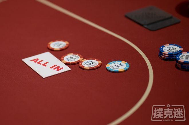 德州扑克牌局分析:口袋对子TT的冒险