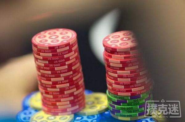 德州扑克突如其来的河牌圈超额下注