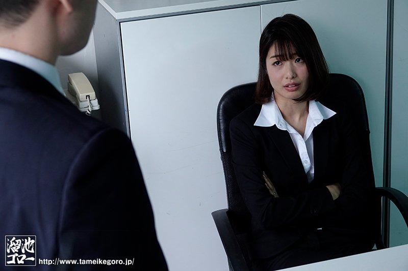 【博狗新闻】睁睁看到自己肉棒被女上司川上奈奈美吹到超硬!