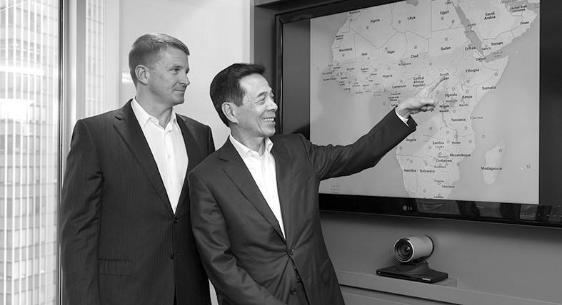 """黑水创始人服务中国""""一带一路"""" 基地设云南新疆"""