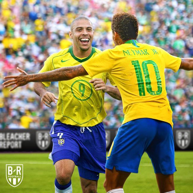 【博狗体育】内马尔超越大罗!巴西历史第二射手 直追贝利