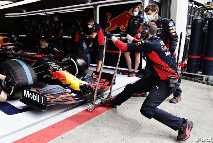 【博狗体育】F1| 外媒:红牛要求F1冻结引擎研发 否则考虑退出