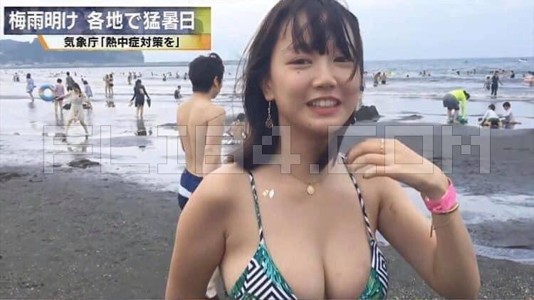 东京….热啊!想知道海边辣妹都怎么避暑吗?