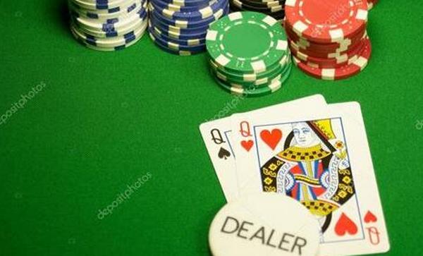 德州扑克如何游戏高对