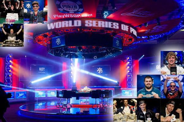 来自9大WSOP主赛事冠军的WSOP主赛事建议和策略