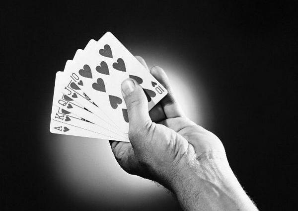 德州扑克不要畏惧犯错