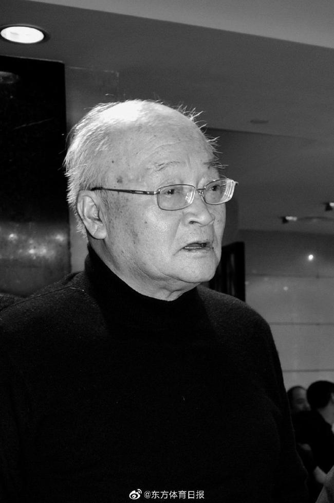 【博狗体育】足坛名宿包瀛福去世享年87岁 恩泽上海足坛五代