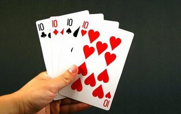 德州扑克翻牌圈与转牌圈