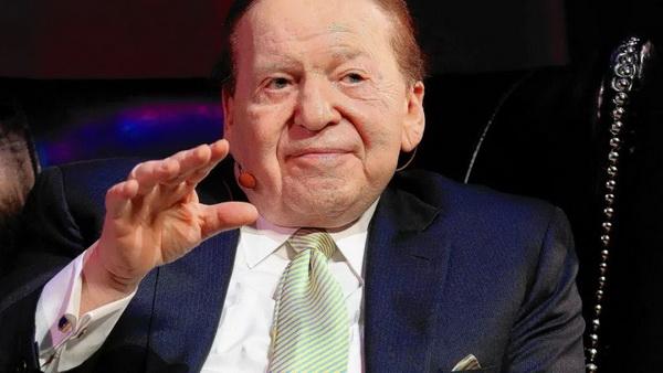 Sheldon Adelson请病假接受癌症治疗