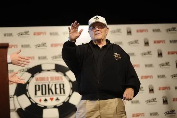 扑克老前辈Howard
