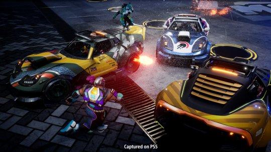 【博狗新闻】索尼发布PS5独占多人竞技游戏《毁灭全明星》新预告 神武4加点