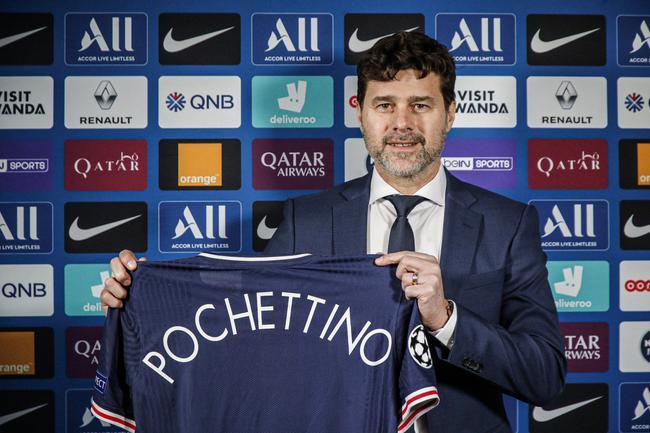 【博狗体育】巴黎官方宣布波切蒂诺上任 签约至2022带续约选项