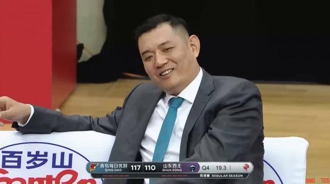 【博狗体育】山东最后27秒两次关键失误 巩晓彬哭笑不得