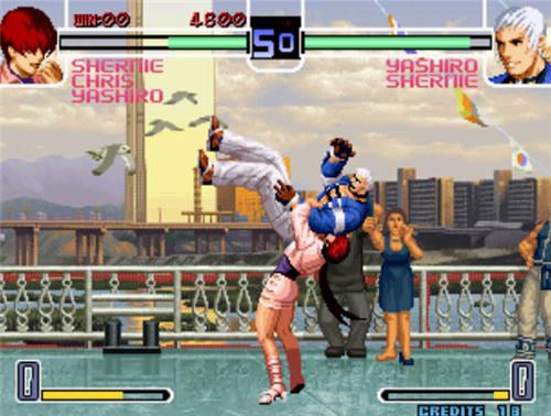 【博狗新闻】拳皇99加强版 拳皇2002UM安装包下载 现在有什么好玩的端游
