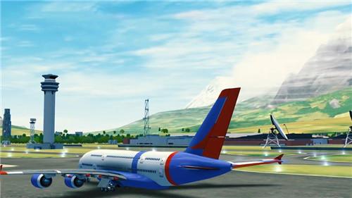 【博狗新闻】真实飞机模拟驾驶游戏 真实飞行模拟测试版下载 手游攻略