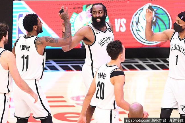 【博狗体育】NBA最新实力榜:篮网超湖人升至第二 猛龙飙升