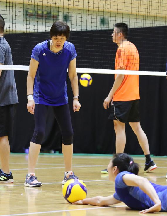 【博狗体育】郎平:春节后自己也要加紧训练 保证有足够的体能