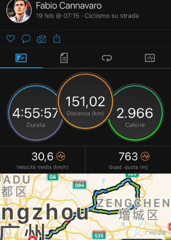 【博狗体育】卡帅骑车又创新纪录 5小时狂奔151公里