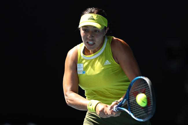 【博狗体育】澳网美国黑马淘汰斯维托丽娜 生涯首进大满贯八强