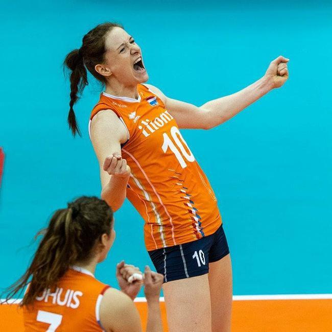 【博狗体育】荷兰女排当家球星宣布退役:是时候向前看了