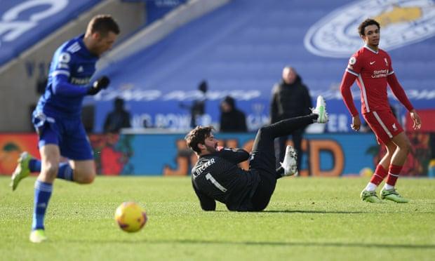 【博狗体育】利物浦遭遇断崖式下跌 新年后上半场进球英超垫底