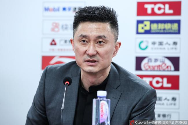 【博狗体育】杜锋:李楠指导是优秀的教练 他把江苏带得不错