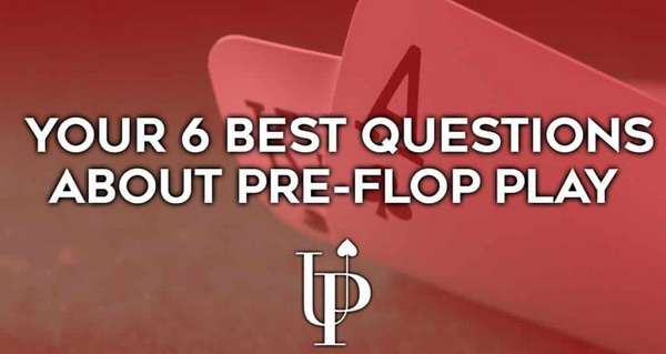 德州扑克Doug Polk对于六个经典翻前问题的回答