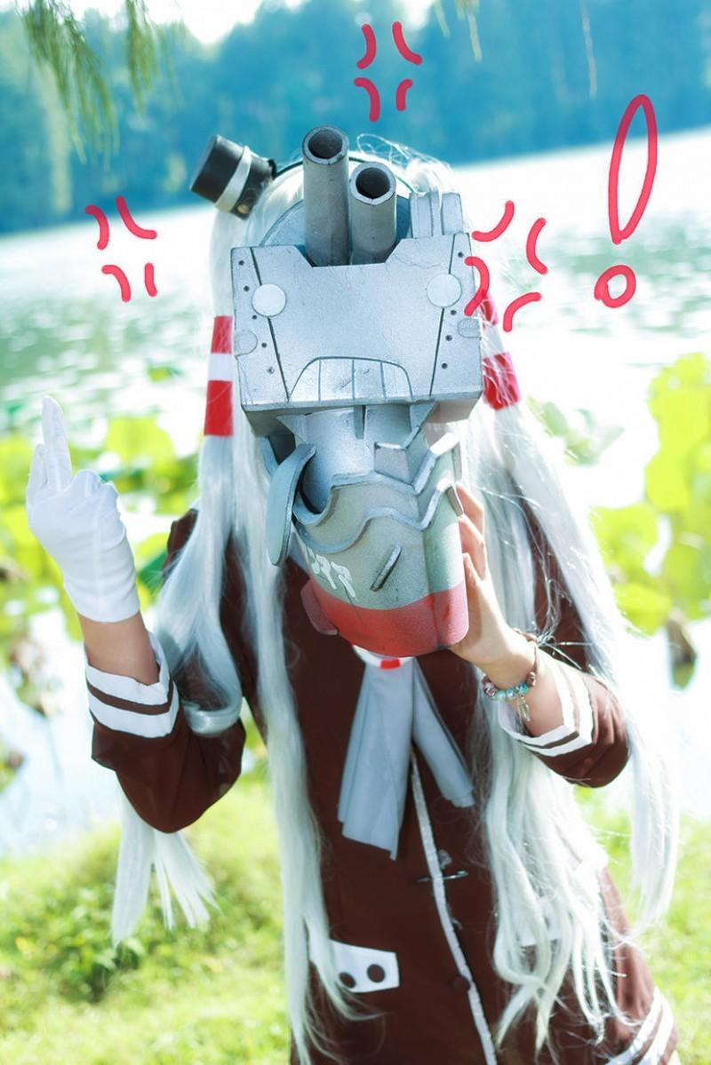 【Cosplay】舰队Collection 贫乳(Coser:鸭子)