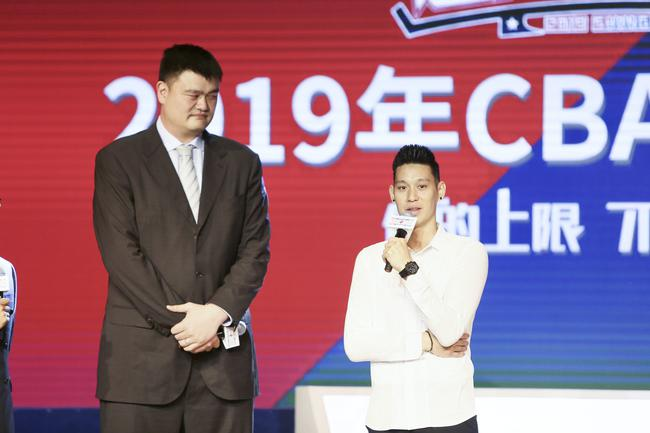 【博狗体育】林书豪:亚裔球员总被脸谱化 以前都被叫姚明
