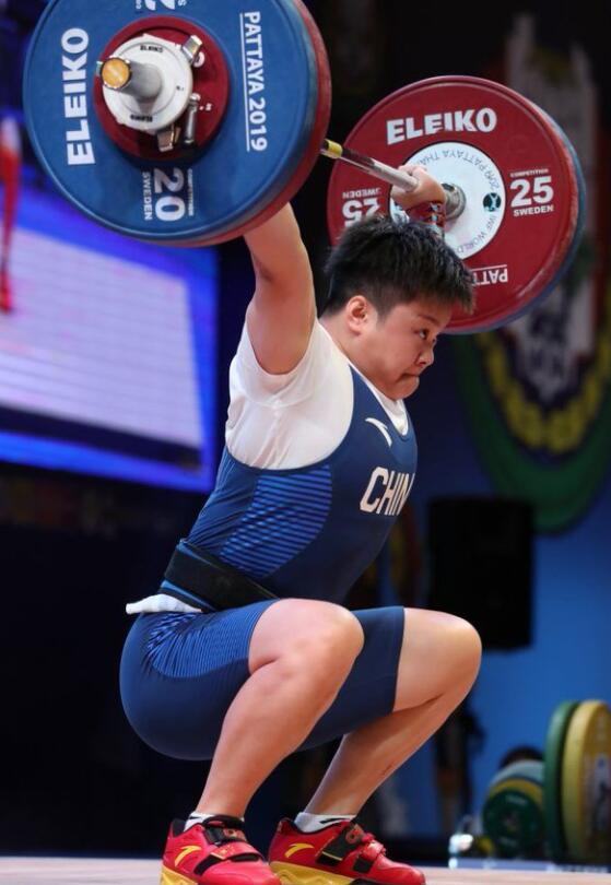 【博狗体育】举重亚锦女87公斤汪周雨三金 康月带伤作战夺三银