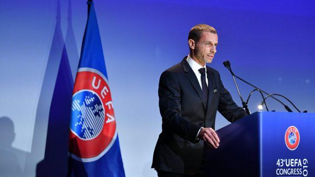 【博狗体育】欧足联支持曼城退出欧超:欢迎回到欧洲足球大家庭